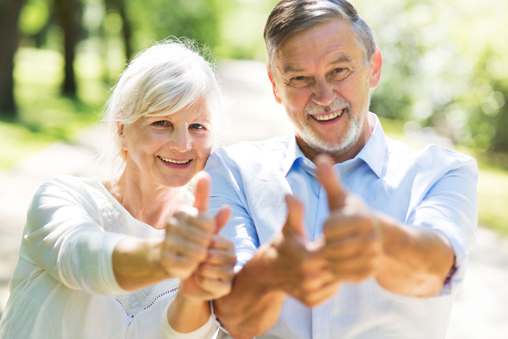Senior Pouce en l air - Wissenschaftliche Studie belegt die Pathogenese der Parkinson-Krankheit